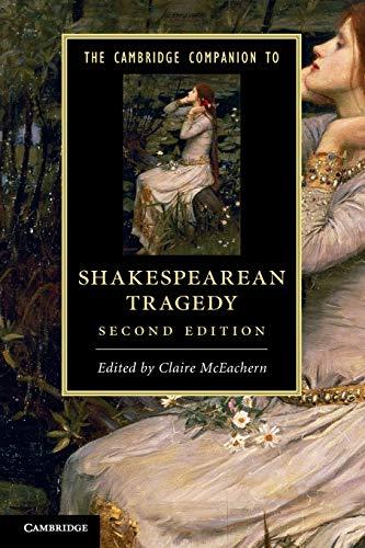 9781107643321: The Cambridge Companion to Shakespearean Tragedy (Cambridge Companions to Literature)