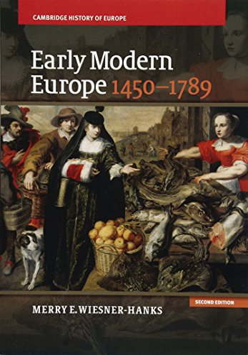 9781107643574: Early Modern Europe, 1450-1789 (Cambridge History of Europe)