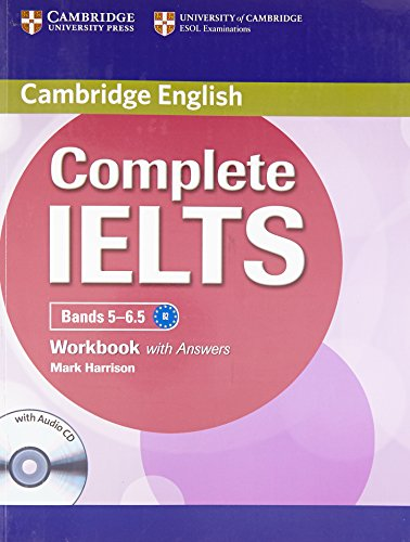 9781107643666: Complete IELTS Bands 5-6.5 Workbook with Answers with Audio CD
