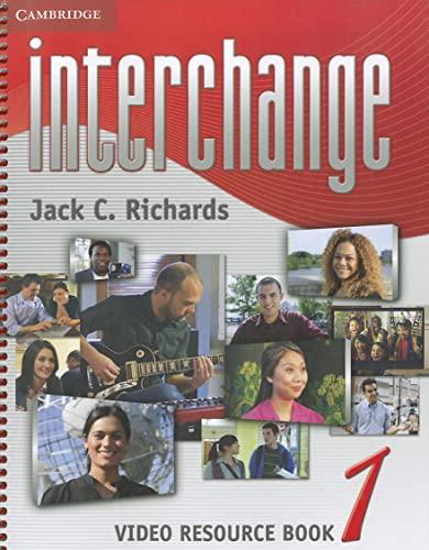 9781107643673: Interchange Level 1 Video Resource Book