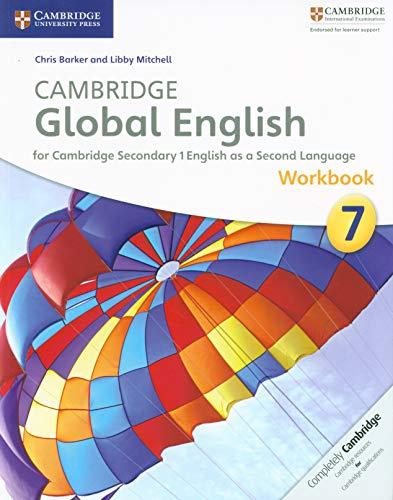 9781107643727: Cambridge Global English. Stages 7-9. Stage 7 Workbook. Con CD-Audio (Cambridge International Examin)