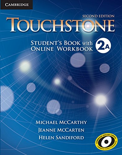 9781107644465: Touchstone Level 2 Student's Book A with Online Workbook A Second Edition