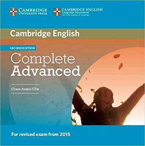 9781107644502: Complete Advanced Class Audio CDs (2)