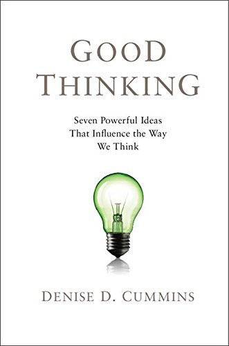 9781107644595: Good Thinking South Asian Edition