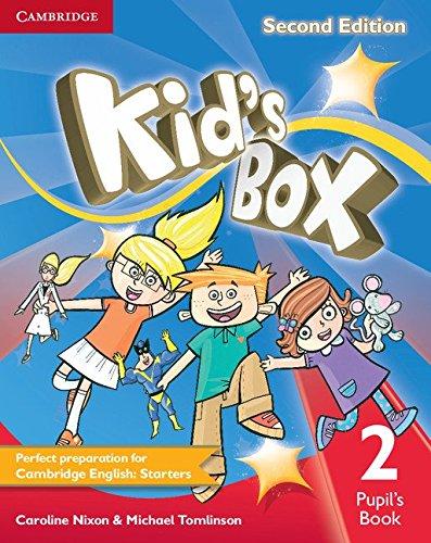 9781107644977: Kid's box. Pupil's book. Per la Scuola elementare: Kid's Box Level 2 Pupil's Book Second Edition - 9781107644977