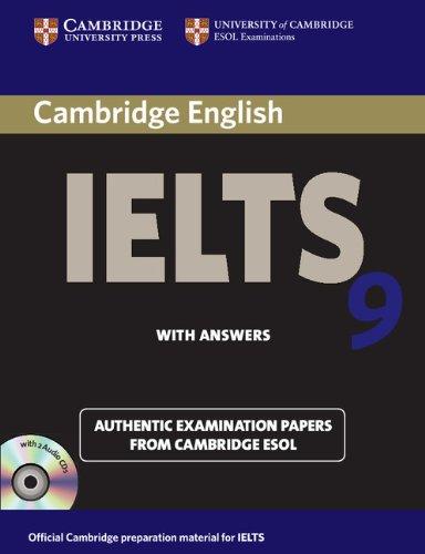 Cambridge IELTS 9 Self-study Pack (Student's Book: ESOL, Cambridge