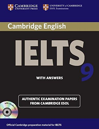 9781107645622: Cambridge IELTS 9 Self-study Pack (Student's Book with Answers and Audio CDs (2)): Authentic Examination Papers from Cambridge ESOL (IELTS Practice Tests)