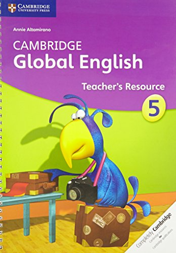 9781107646124: Cambridge Global English Stage 5 Teacher's Resource