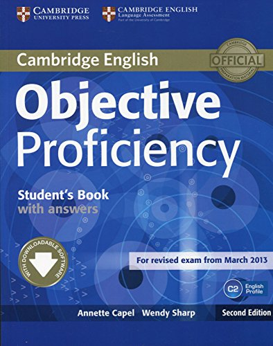 9781107646377: Objective Proficiency Student's Book with Answers with Downloadable Software