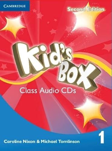 Kid s Box Level 1 Class Audio: Caroline Nixon, Michael