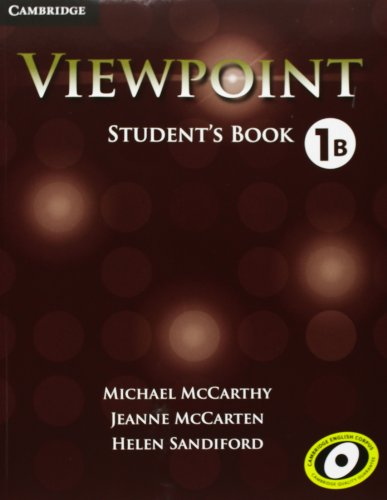 9781107647855: Viewpoint Level 1 Blended Online Pack B (Student's Book B and Online Workbook B Activation Code Card)
