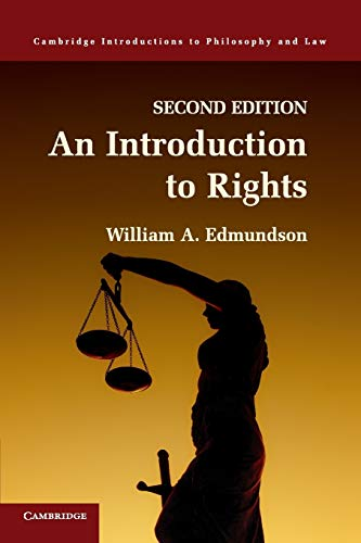 9781107648197: An Introduction to Rights (Cambridge Introductions to Philosophy and Law)