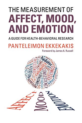9781107648203: The Measurement of Affect, Mood, and Emotion: A Guide for Health-Behavioral Research