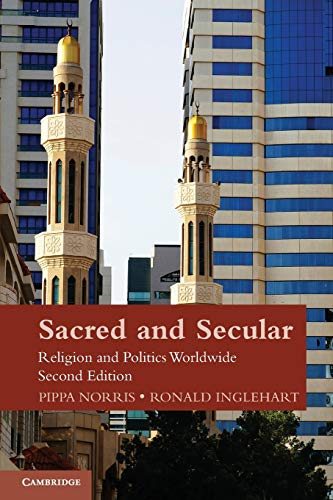 9781107648371: Sacred and Secular 2nd Edition Paperback (Cambridge Studies in Social Theory, Religion and Politics)