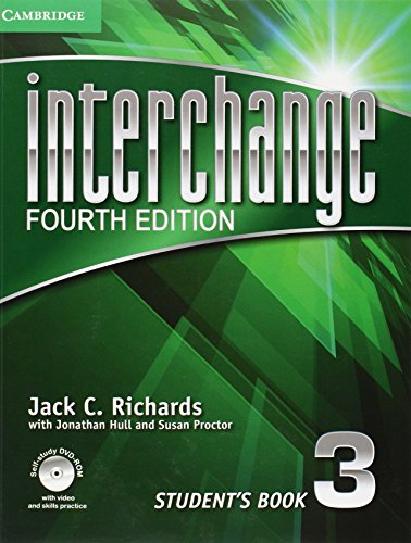 9781107648708: Interchange Level 3 Student's Book with Self-study DVD-ROM