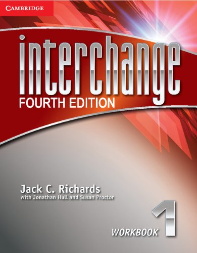 9781107648722: Interchange 4th  1 Workbook (Interchange Fourth Edition)