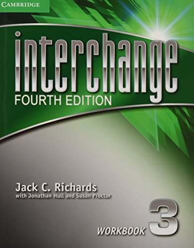 9781107648746: Interchange 4th 3 Workbook (Interchange Fourth Edition)