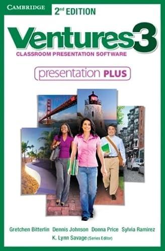 9781107649521: Ventures Level 3 Presentation Plus