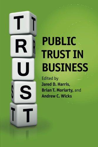 9781107650206: Public Trust in Business