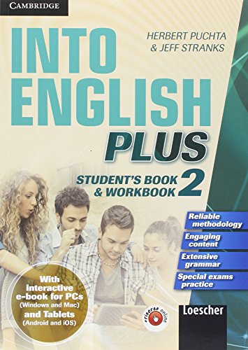 9781107650473: Into english plus. Con e-book. Con espansione online. Per le Scuole superiori: 2