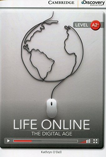 9781107650695: Life Online: The Digital Age Low Intermediate Book with Online Access (Cambridge Discovery Interactiv)