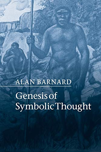 9781107651098: Genesis of Symbolic Thought Paperback
