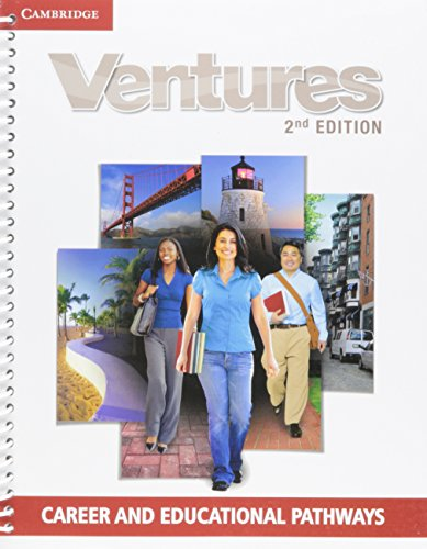 9781107651296: Ventures All Levels Career and Educational Pathways