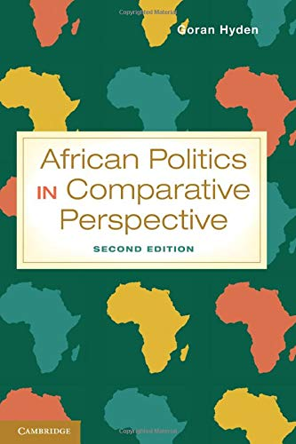 9781107651418: African Politics in Comparative Perspective