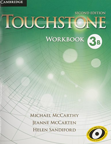 Touchstone Level 3 Workbook B: Level 3: Michael J. McCarthy,