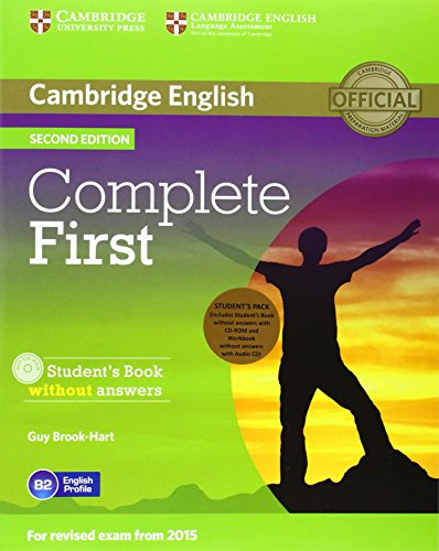 9781107651869: Complete first certificate. Student's book-Workbook without answers. Per le Scuole superiori e CD-ROM. Con CD Audio. Con espansione online