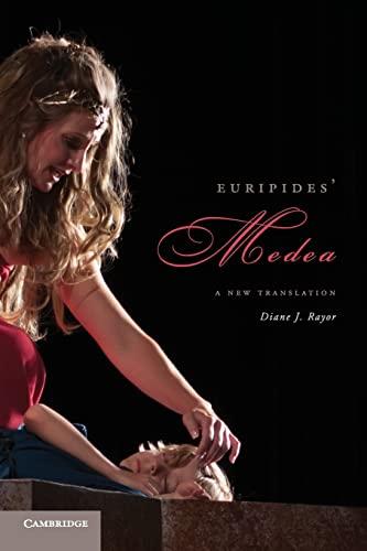 9781107652217: Euripides' Medea: A New Translation