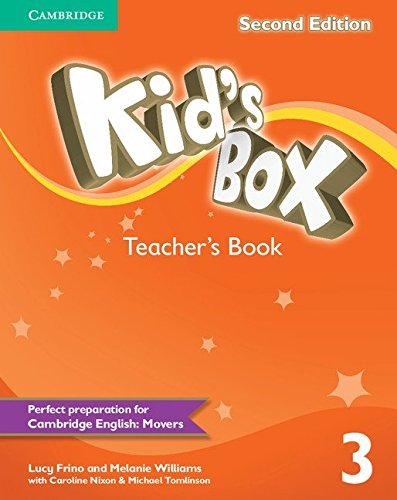 9781107652484: Kid's Box Second Edition Level 3 Teacher's Book