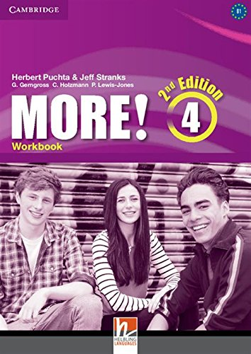 9781107652941: More! Level 4 Workbook