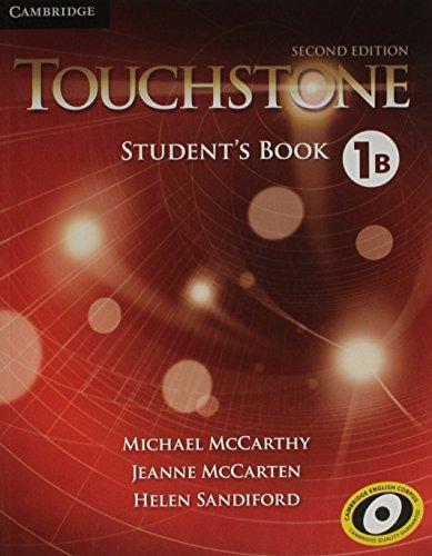 9781107653450: Touchstone Level 1 Student's Book B