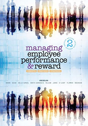 9781107653535: Managing Employee Performance and Reward: Concepts, Practices, Strategies