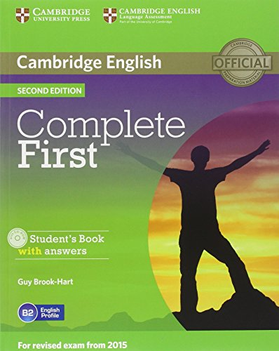 9781107653849: Complete first certificate. Student's book-Workbook with answers. Con espansione online. Con CD-ROM