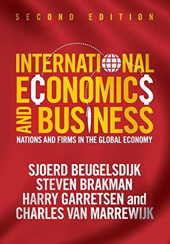 9781107654167: International Economics and Business: Nations and Firms in the Global Economy