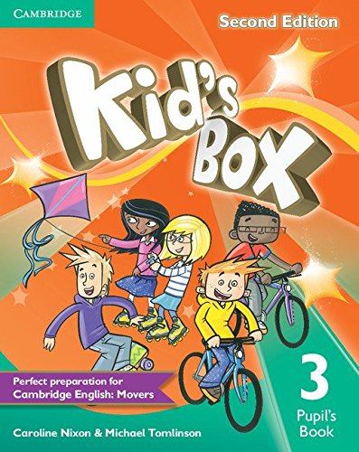9781107654501: Kid's Box Level 3 Pupil's Book Second Edition - 9781107654501