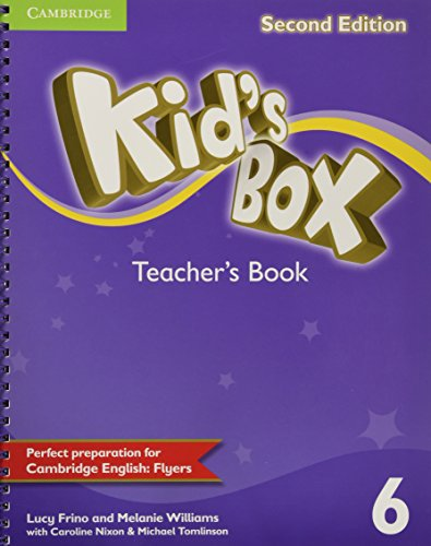 Kid's Box Level 6 Teacher's Book (Paperback)