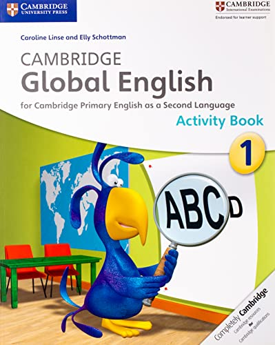 9781107655133: Cambridge Global English Stage 1 Activity Book