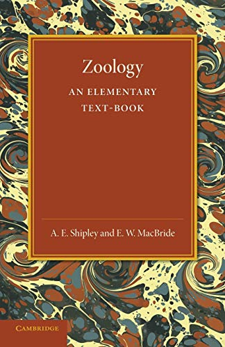 9781107655508: Zoology: An Elementary Text-Book (Cambridge Biological Series)