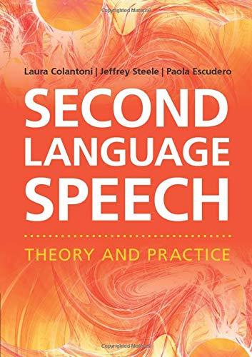 Second Language Speech (Paperback)