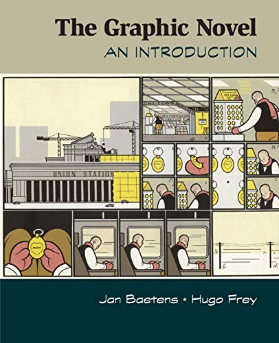 9781107655768: The Graphic Novel: An Introduction (Cambridge Introductions to Lit)
