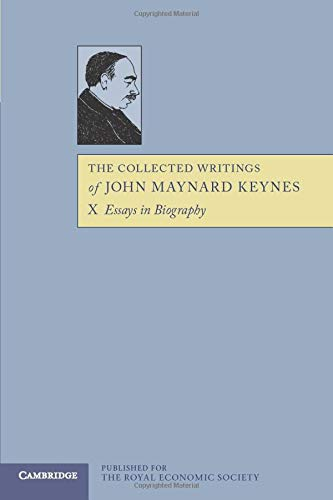 9781107656437: The Collected Writings of John Maynard Keynes: Volume 10