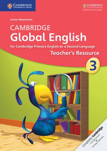 9781107656741: Cambridge Global English. Stages 1-6. Teacher's Resource Book. Stage 3