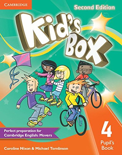 9781107656857: Kid's Box Level 4 Pupil's Book - 9781107656857