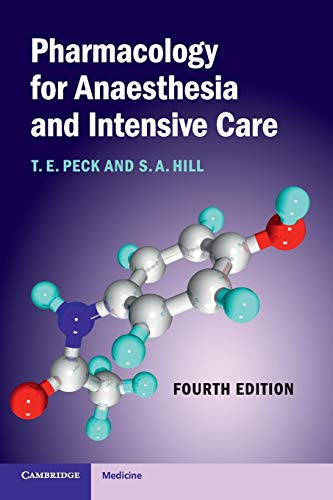 9781107657267: Pharmacology for Anaesthesia and Intensive Care
