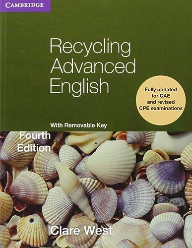 9781107657519: Recycling Advanced English Student's Book (Georgian Press)