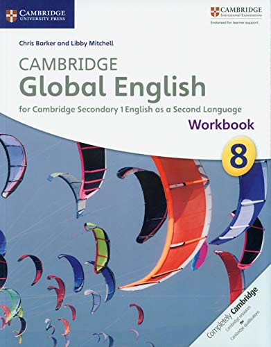 9781107657717: Cambridge Global English. Stages 7-9. Stage 8 Workbook