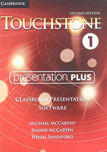 Touchstone Level 1 Presentation Plus (DVD-Video): Michael McCarthy